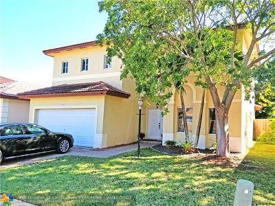 Homestead Single Family Home For Sale: 4140 NE 30th St