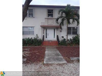 Miami Condo/Townhouse For Sale: 5680 SW 78th St #1-B
