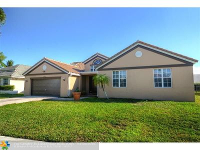 Broward County Single Family Home For Sale: 2922 E Orchard Cir