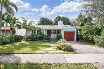 Fort Lauderdale Single Family Home For Sale: 1008 SE 7th St