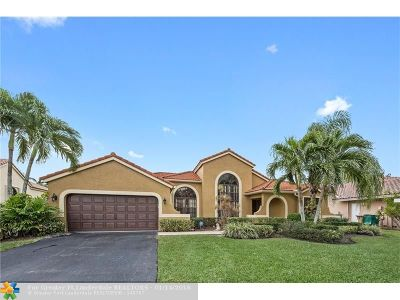 Davie Single Family Home For Sale: 9322 Southern Orchard Rd