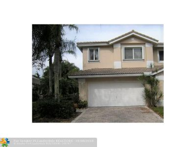 Pembroke Pines Condo/Townhouse For Sale: 1134 SW 158th Ave #3411