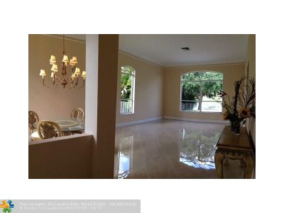 Coral Springs Single Family Home For Sale: 4354 NW 81st Ter