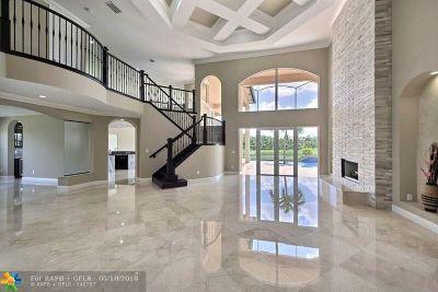 Davie Single Family Home For Sale: 2956 Juniper Ln