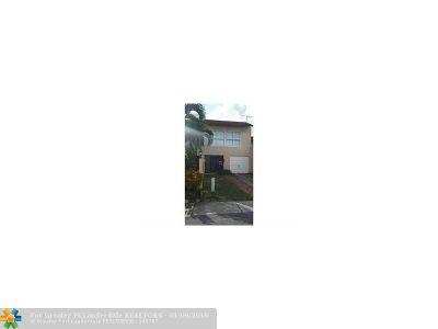 Miami Condo/Townhouse Backup Contract-Call LA: 8216 SW 103 Ave #8216