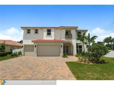 Davie Single Family Home For Sale: 7641 Cavalia Dr