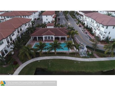 Miramar Condo/Townhouse For Sale: 11950 SW 25th Ct #11950