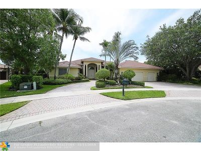 Weston Single Family Home For Sale: 2906 Medinah