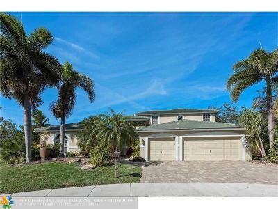 Weston Single Family Home For Sale: 384 Mallard Dr
