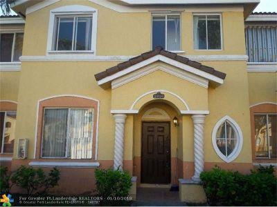Homestead Condo/Townhouse For Sale: 2916 SE 15th Rd #58