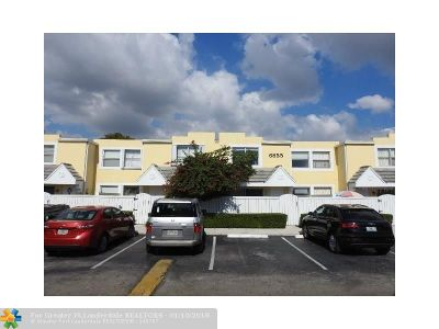 Miami Condo/Townhouse For Sale: 6855 SW 45th Ln #5