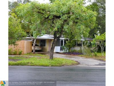 Single Family Home Sold: 837 SW 28th St