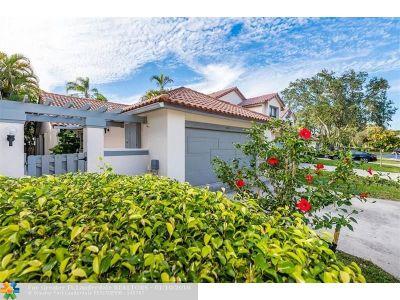 Boca Raton Single Family Home For Sale: 21671 Cromwell Cir