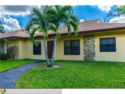 Davie Condo/Townhouse For Sale: 7501 SW 28th St #33