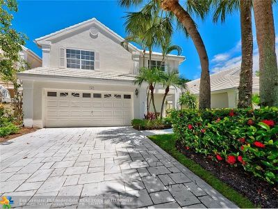 Palm Beach Gardens Single Family Home For Sale: 9 Selby Ln