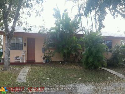 Miramar Multi Family Home For Sale: 6336 SW 23rd St