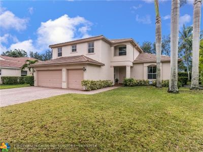 Coconut Creek Single Family Home Backup Contract-Call LA: 5348 NW 49th Ct