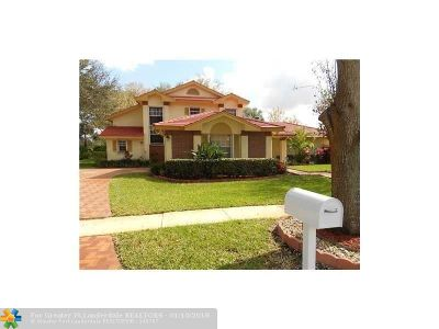 Pembroke Pines Single Family Home For Sale: 20250 NW 2nd St
