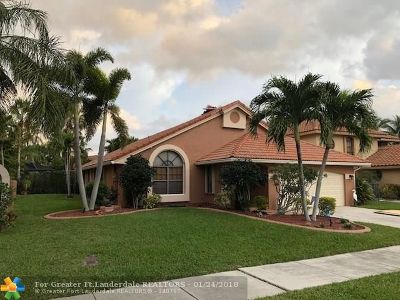 Deerfield Beach Single Family Home For Sale: 4095 NW 5th Dr