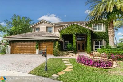 Weston Single Family Home For Sale: 786 Regal Cove Rd