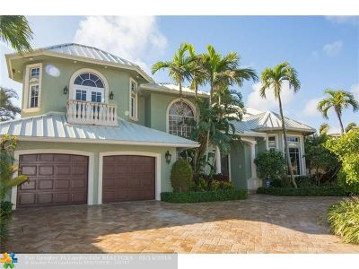 Delray Beach Single Family Home For Sale: 942 Evergreen Drive