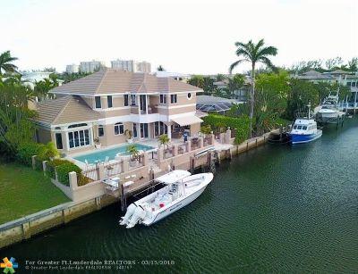 Boca Raton Single Family Home For Sale: 767 NE Harbour Dr