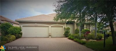 Coral Springs Single Family Home For Sale: 5932 NW 56th Cir