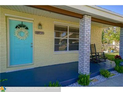 Miami Single Family Home Backup Contract-Call LA: 11950 SW 175th St