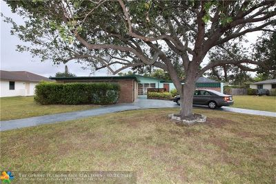 Miami Single Family Home For Sale: 10345 SW 111th St