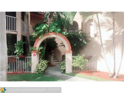 Condo/Townhouse Sold: 8621 SW 5th St #107