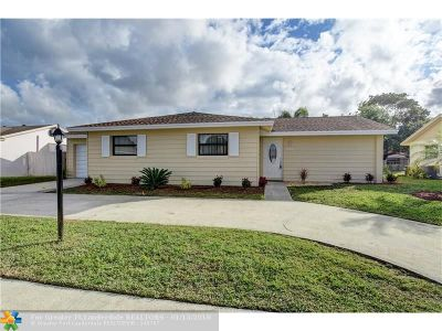 Delray Beach Single Family Home For Sale: 6552 Sleepy Willow Way
