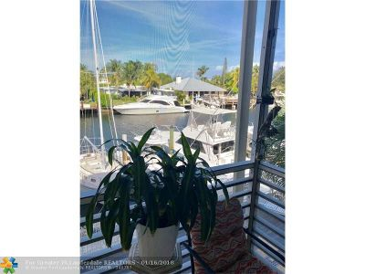 Fort Lauderdale Condo/Townhouse For Sale: 1535 SE 15th St #201