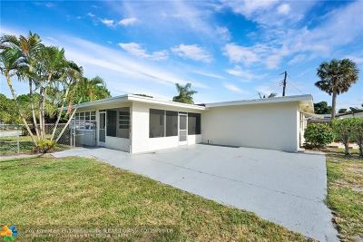 Fort Lauderdale Multi Family Home For Sale: 1130 SW 29th St
