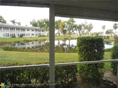 Coconut Creek Condo/Townhouse For Sale: 4702 Martinique Dr #G1
