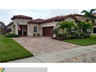 Jupiter Single Family Home For Sale: 116 Whale Cay Way