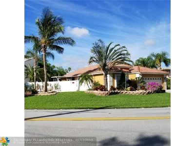 Deerfield Beach Single Family Home For Sale: 491 NW 45th Ave