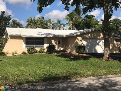 Coral Springs Rental For Rent: 11201 NW 39th Ct