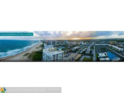 Condo/Townhouse Backup Contract-Call LA: 730 N Ocean Bl #1105