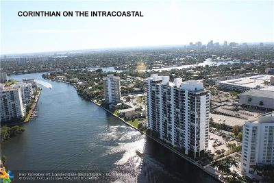 Fort Lauderdale Condo/Townhouse For Sale: 936 Intracoastal Dr #20D