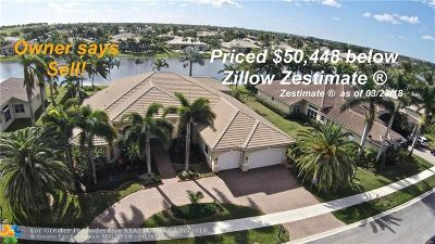 Davie Single Family Home For Sale: 14904 SW 35th St