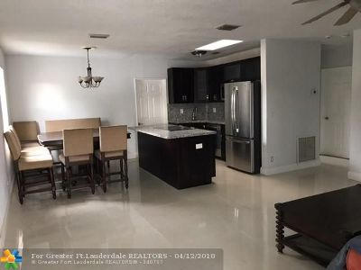 Broward County, Collier County, Lee County, Palm Beach County Rental For Rent: 1540 N Andrews Ave
