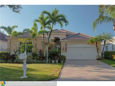 Parkland Single Family Home For Sale: 6510 NW 80th Drive
