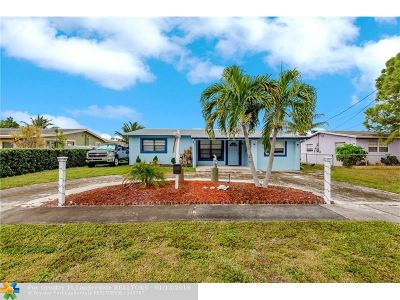 Fort Lauderdale Single Family Home For Sale: 4641 SW 34th Dr