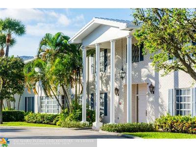 Fort Lauderdale Condo/Townhouse Backup Contract-Call LA: 2220 NE 68th St #1002