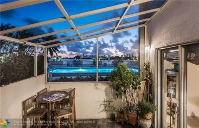 Miami Beach Condo/Townhouse For Sale: 5 Island Ave #LD