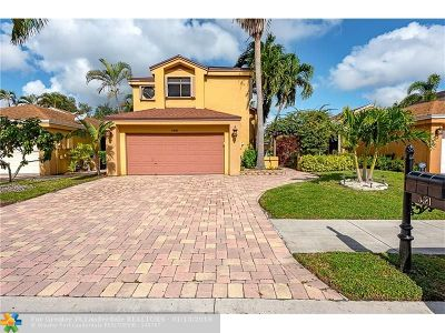 Coconut Creek Single Family Home Backup Contract-Call LA: 3481 NW 21st St