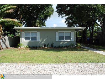 Wilton Manors Multi Family Home Backup Contract-Call LA
