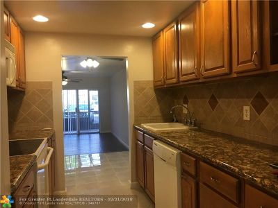 Coral Springs Condo/Townhouse For Sale: 2700 Coral Springs Dr #113