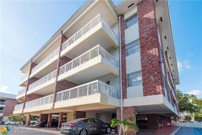 Fort Lauderdale Condo/Townhouse For Sale: 2420 SE 17th St #C-404