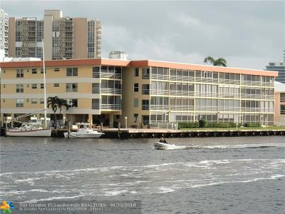 Fort Lauderdale Condo/Townhouse For Sale: 3100 NE 29th St #404